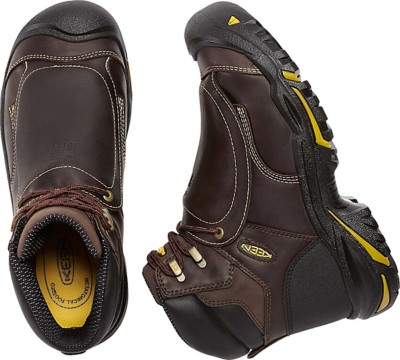 6952f0d3b0 Men's KEEN Utility Mount Vernon Steel Toe Work Boots | SCHEELS.com