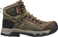 Men's KEEN Utility Davenport Mid AL Waterproof Work Boots