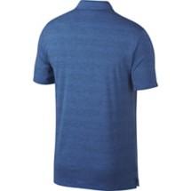 Men's Nike Dry Heathered Stripe Golf Polo