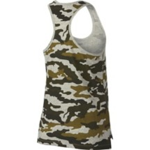 Women's Nike Sportswear Gym Vintage Camo Tank