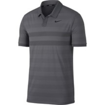Men's Nike Zonal Dotted Stripe Cooling Golf Polo