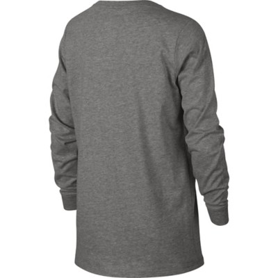 Grade School Boys' Nike Sportswear Endless Awesome Long Sleeve Shirt
