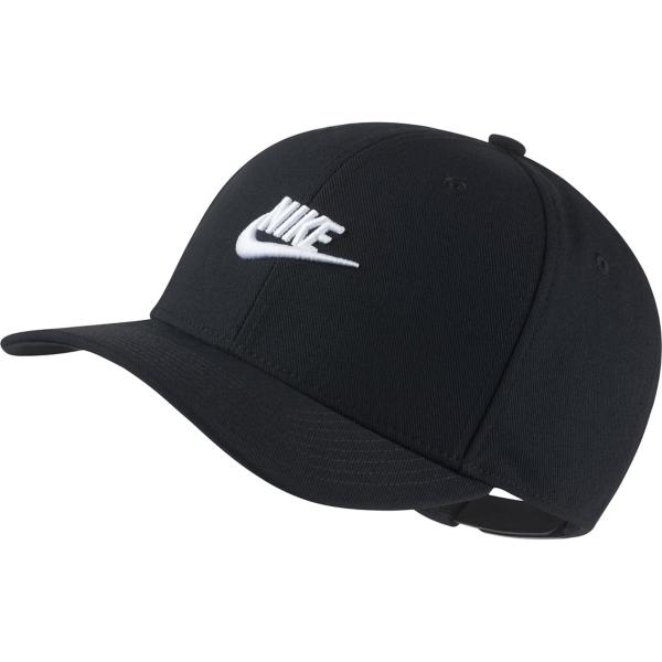 95e985519ef ... Nike Sportswear Classic 99 Futura Snapback Hat Tap to Zoom  Black White