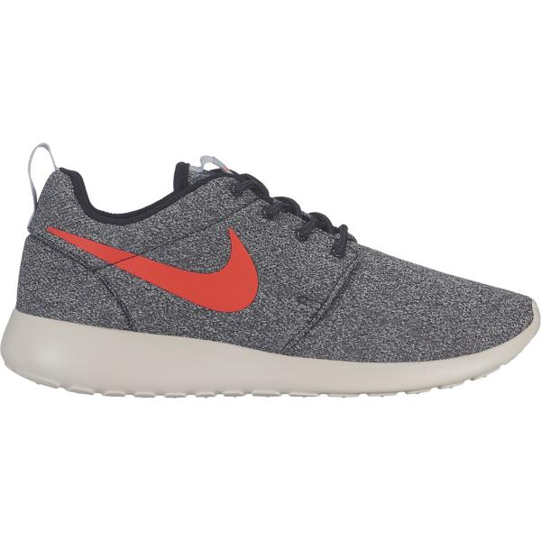 3834b376d0c Tap to Zoom  Oil Grey Bright Crimson-Light Cream Tap to Zoom  Women s Nike  Roshe 1 Shoes