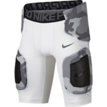 Youth Boys' Nike Pro Hyperstrong Core Padded Football Short