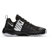 Grade School Nike Team Hustle Quick Basketball Shoes