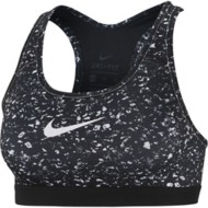 Women's Nike Classic Padded Granite Sports Bra