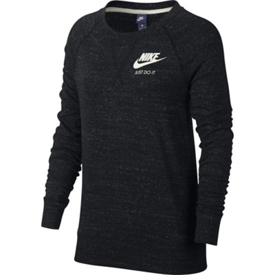 Women's Nike Sportswear Gym Vintage Long Sleeve Crew