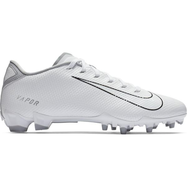 d26a32a43934 Tap to Zoom; White/White-Pure Platinum Tap to Zoom; Men's Nike Vapor  Untouchable Speed 3 TD Football Cleats
