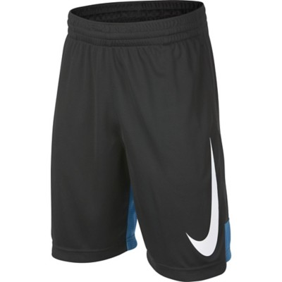 Grade School Boys' Nike Dry HBR Solid Basketball Short