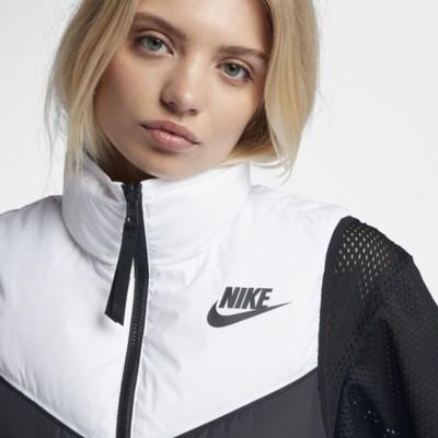 98e326121066 Tap to Zoom  Women s Nike Sportswear Windrunner Reversible Down Filled Vest