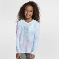Gradeschool Girls' Nike Sportswear Unicorn Just Do It Long Sleeve Shirt