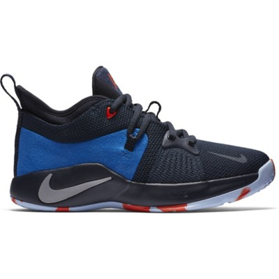 wholesale dealer 42db5 9a2e5 Grade School Boys' Nike PG 2 Basketball Shoes