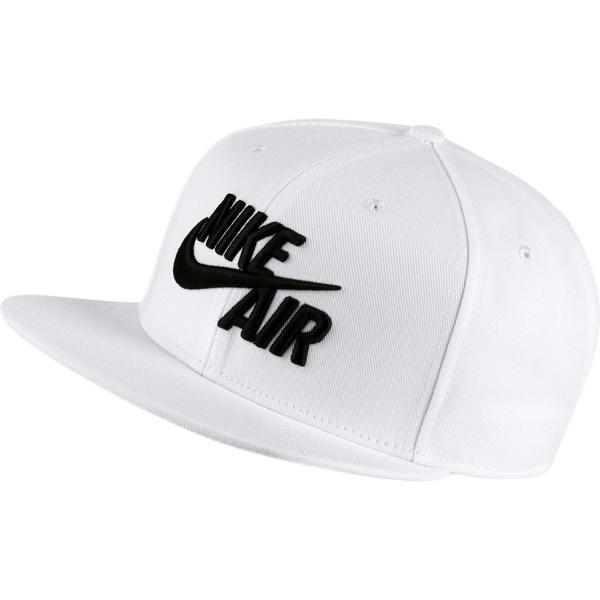 c6e9ada14a00ef White Black Tap to Zoom  Nike Air Pro Classic Snapback Hat