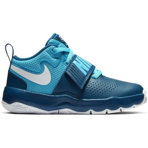 b61e48a280b8a Tap to Zoom; Blue Force/White-Blue Fury Tap to Zoom; Preschool Nike Team  Hustle D 8 Basketball Shoes