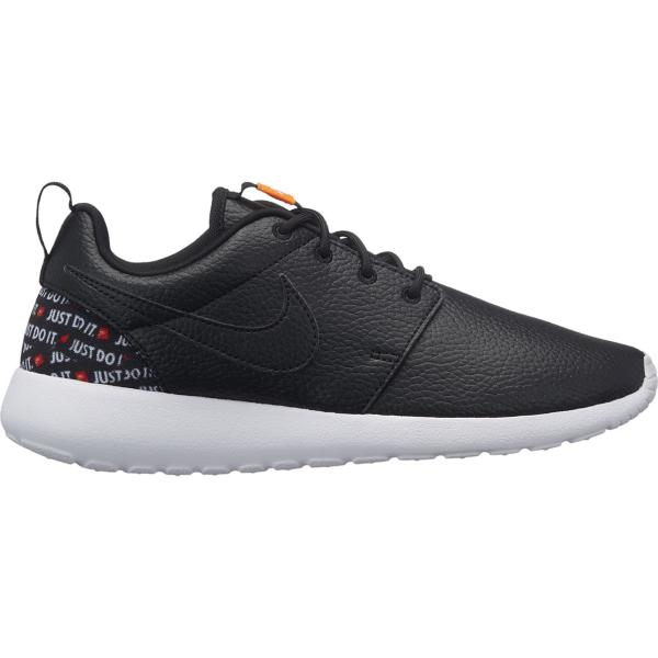 6b0a2fe437c ... Women s Nike Roshe One Premium Shoes Tap to Zoom  Black White-Total  Orange
