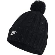 Women's Nike Sportswear Cable Knit Pom Beanie