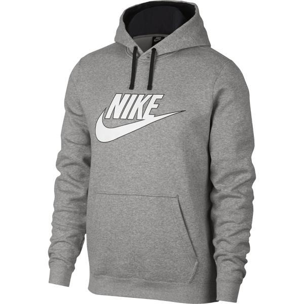 Men's Nike Sportswear Futura Pullover Fleece Hoodie ...