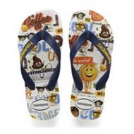 Preschool Havaianas Emoji Movie Sandals