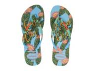 Women's Havaians Slip Paradise Flip Flop Sandals