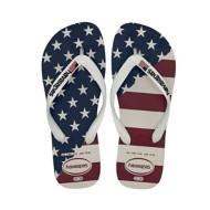 Preschool Havaianas USA Stripe Sandals