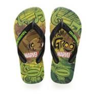 Preschool Boys' Havaianas Top Marvel Sandals
