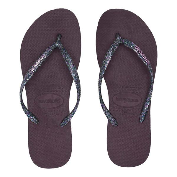 344788a5cb92 Women s Havaianas Slim Logo Metallic Flip Flop Sandals