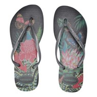 Women's Havaianas Slip Tropical Flip Flop Sandals