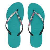 Women's Havaianas Slim Tropical Straps Flip Flop Sandals