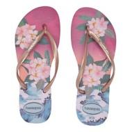 Women's Havaianas Flip Tropical Sunset Flip Flop Sandals