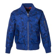 Toddler Boys' iXtreme Printed Flight Jacket