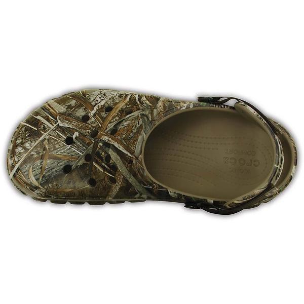 925d02e02c7035 Men s Crocs Off-Road Realtree Max-5 Clogs