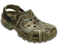 Men's Crocs Off-Road Realtree Max-5 Clogs