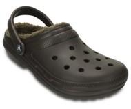 Men's Crocs Classic Fuzz Lined Clog