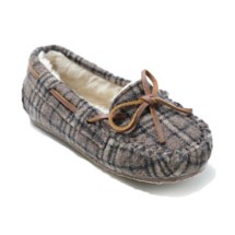 Preschool Girls' Minnetonka Cassie Slippers