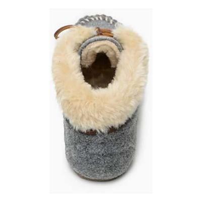 Women's Minnetonka Chrissy Fleece Bootie Slippers