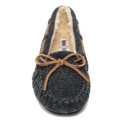 Women's Minnetonka Cally Fleece Slippers