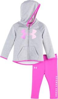 Infant Girls' Under Armour Twist Sweatshirt Set