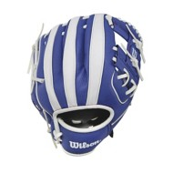Youth Wilson A200 Los Angeles Dodgers Tee Ball Glove