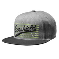 Evo Shield Script Snapback Hat