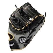 """Wilson 2019 A2000 1617 SuperSkin 12.5"""" First Base Mitt"""
