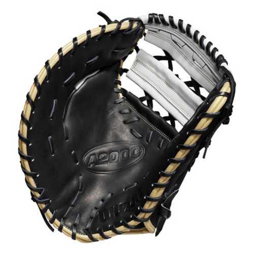 """Wilson A2000 FP1B Superskin 12"""" Fastpitch Softball First Base Mitt"""