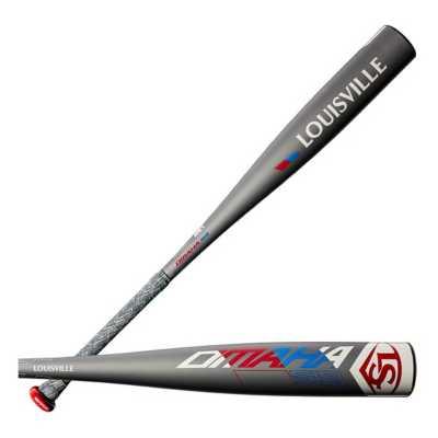 """Louisville Slugger Omaha 519 (-10) 2 3/4"""" Senior League Baseball Bat"""