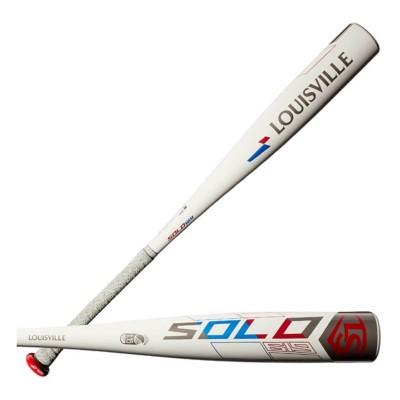 """Louisville Slugger Solo 619 (-10) 2 3/4"""" Senior League Baseball Bat"""