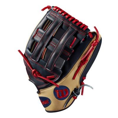 "Wilson 2019 A2K MB50 SuperSkin GM 12.75"" Baseball Glove"