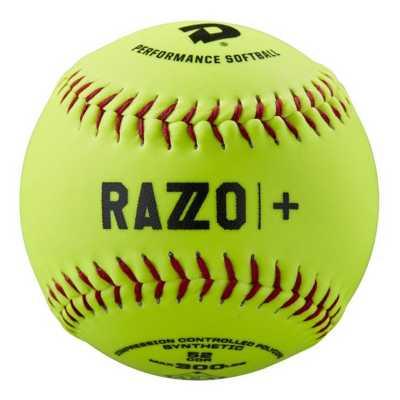 "DeMarini 12"" Razzo Plus Synthetic Slowpitch Softball"