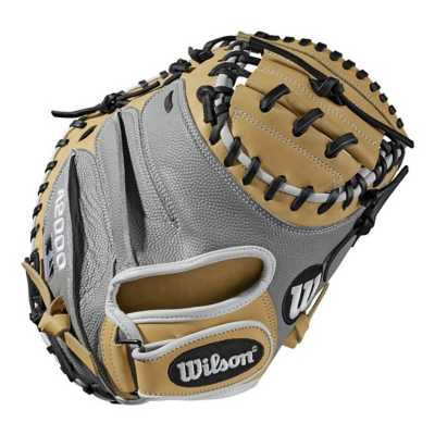 "Wilson 2019 A2000 CM33 Pedroia Fit 33"" Catcher's Mitt"