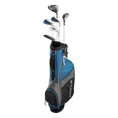 Youth Boys Wilson JGI Junior Large Complete Club Set