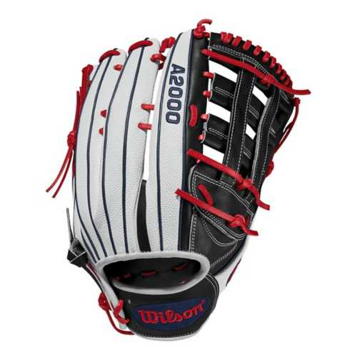 """2020 A2000 SP135 13.5"""" Slowpitch Softball Glove - Right Hand Throw"""