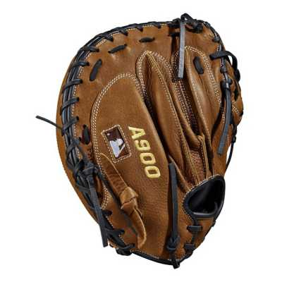"2020 A900 34"" Baseball Catcher's Mitt - Right Hand Throw"